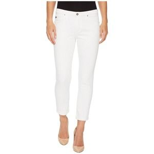 AG The Prima Roll Up Cigarette Roll Jeans White 25